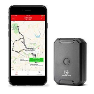 Logistimatics Mobile - 200 GPS Tracker With Live Audio Monitoring