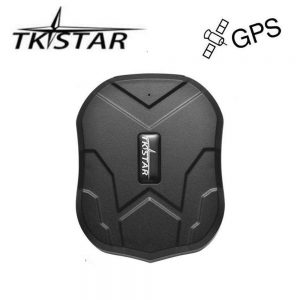 TKSTAR GPS Tracker, GPS Tracker For Vehicles Waterproof Real-Time Car